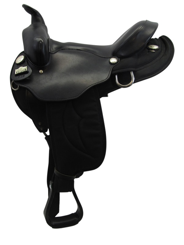 16inch 17inch Big Horn cordura Gaited Saddle 309 310