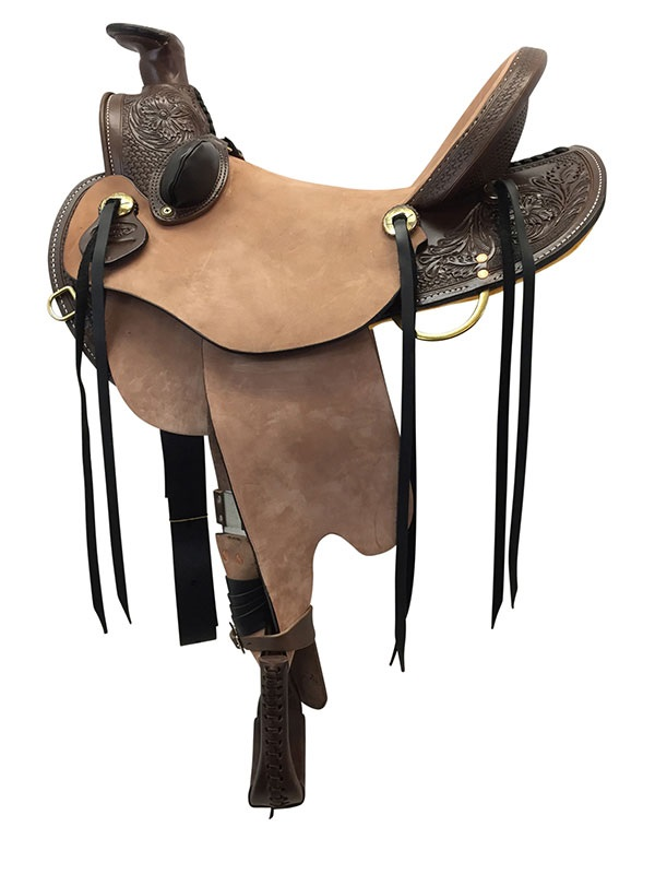 16inch 17inch Dakota Lite Weight Wade Trail Saddle 806