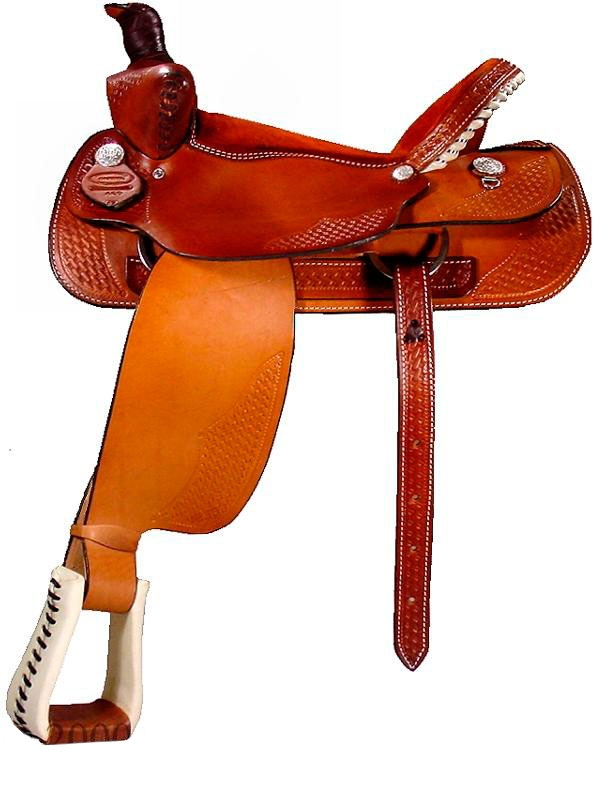 16inch 17inch Dakota Penning Roper Saddle 420
