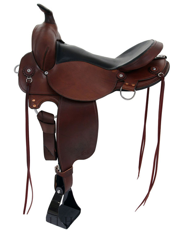 16inch 17inch Fabtron Gaited Trail Saddle 7764S-7766S