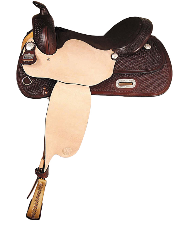 16inch Big Horn Reining Saddle 855