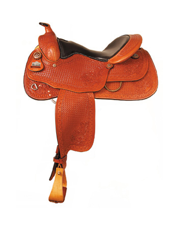 16inch Big Horn Reining Saddle FQH 863