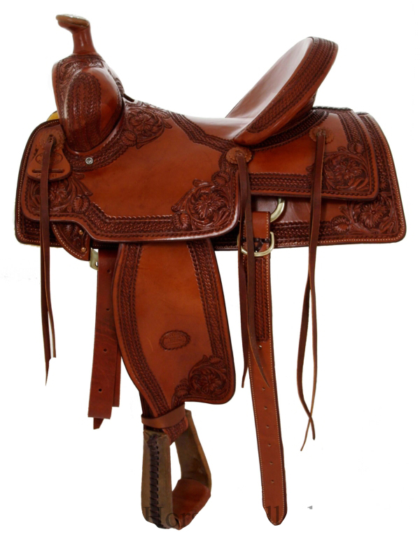 16inch Billy Cook Nebraska Rancher Saddle 2800
