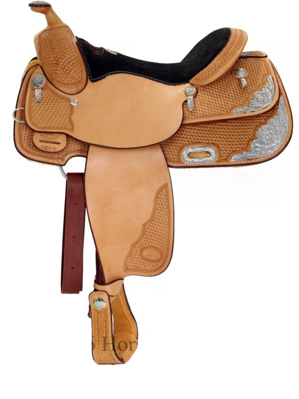 16inch Billy Cook Pleasure Reiner Show Saddle 3299