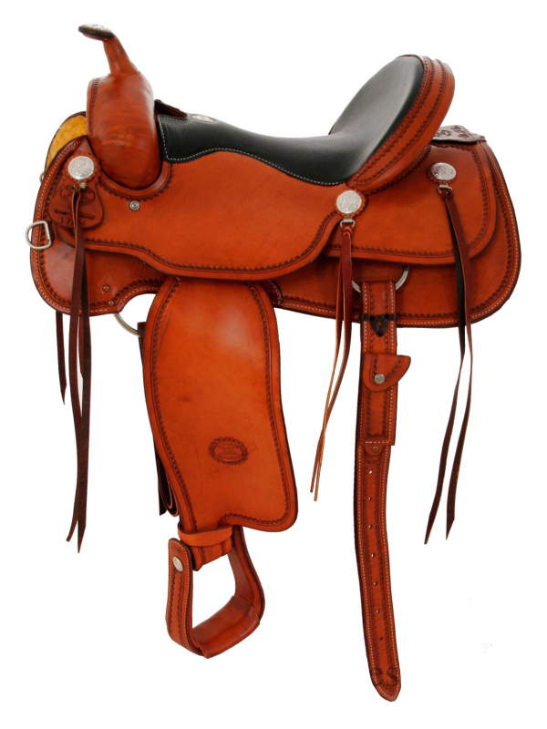 16inch Billy Cook Trail Saddle 1784