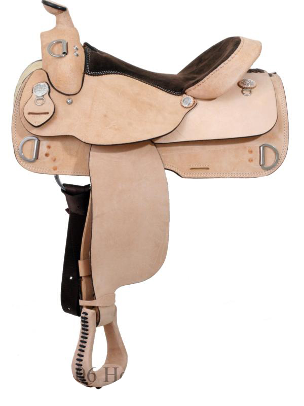16inch Dakota Custom Training Saddle