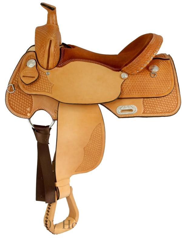 16inch Dakota Penning Saddle 9506