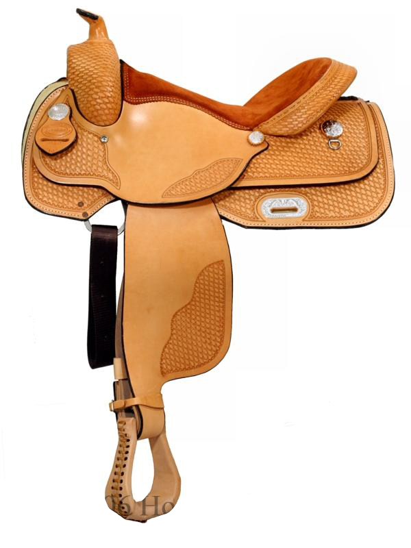 16inch Dakota Reiner Saddle 820