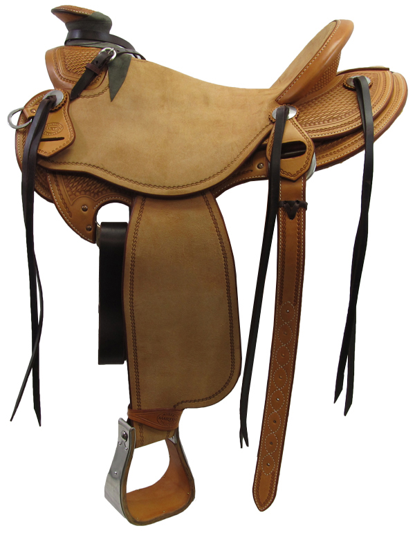16inch Martin Saddlery Wade Saddle mr26