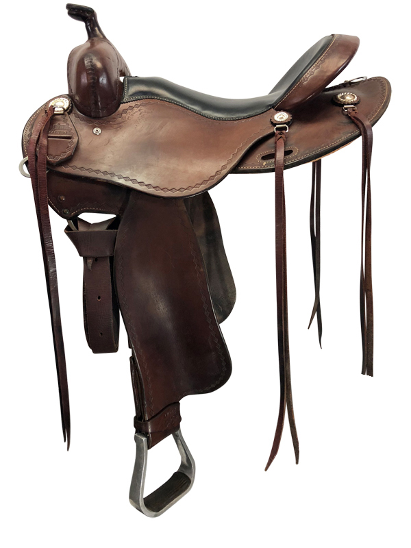16inch Used Cashel Medium Trail Saddle SA-CT16