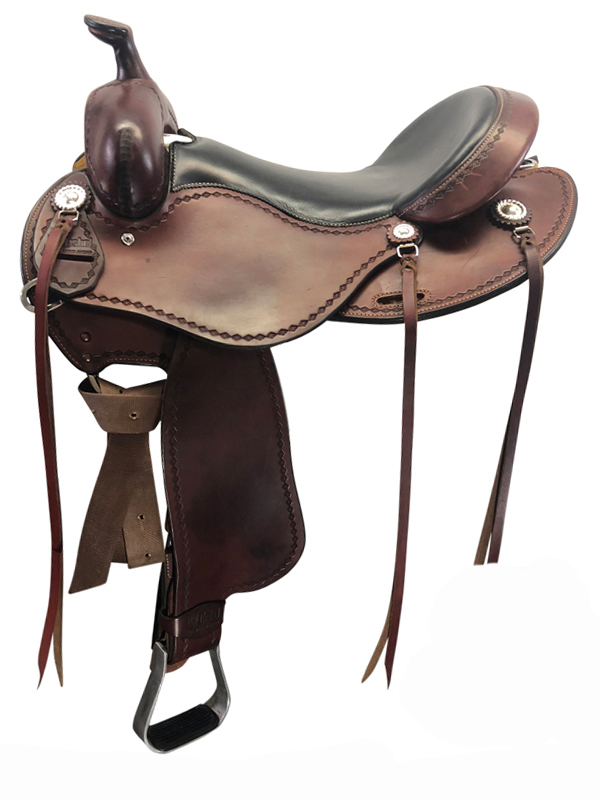 16inch Used Cashel Trail Medium Saddle SA-CT