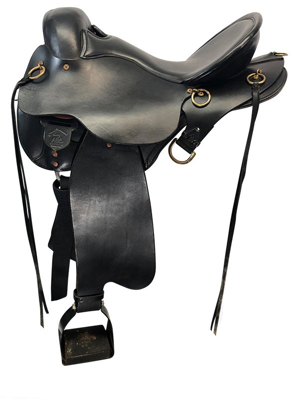 16inch Used High Horse by Circle Y Medium Endurance Saddle 6890 Palacios