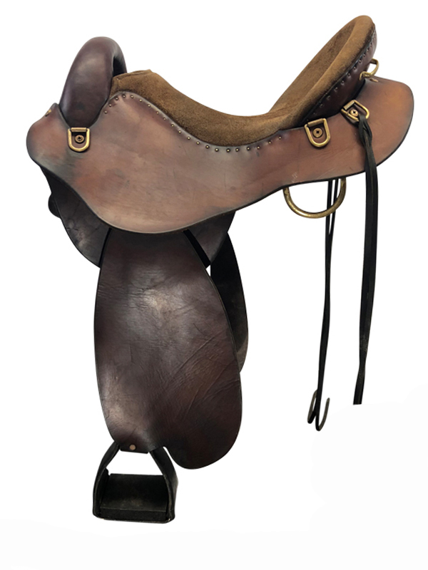 16inch Used Steele Wide Endurance Saddle MT 282 M