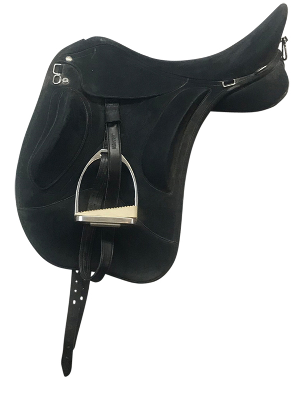 16inch Used Wintec Extra Wide Saddle Pro Endurance