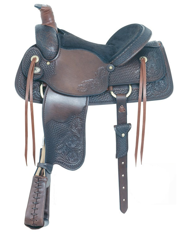 American Saddlery All Around Special Roping Saddle