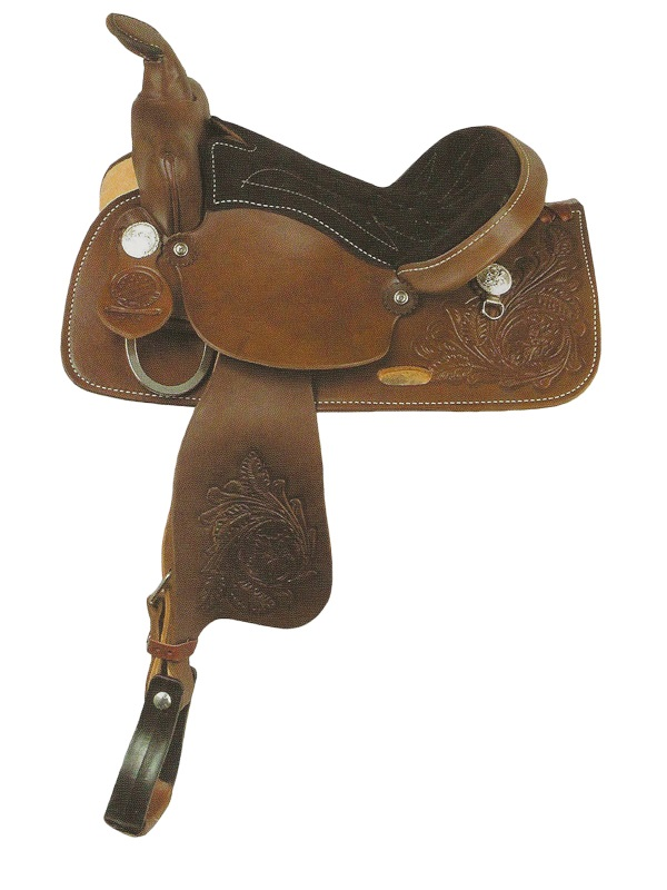 American Saddlery Trail Master General Grant Youth Trail Saddle