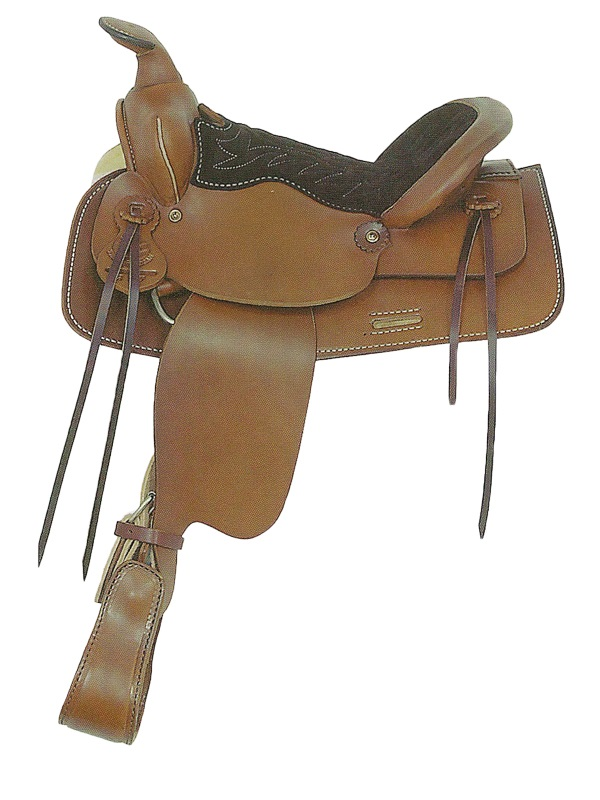 American Saddlery Trail Master General Lee Youth Trail Saddle