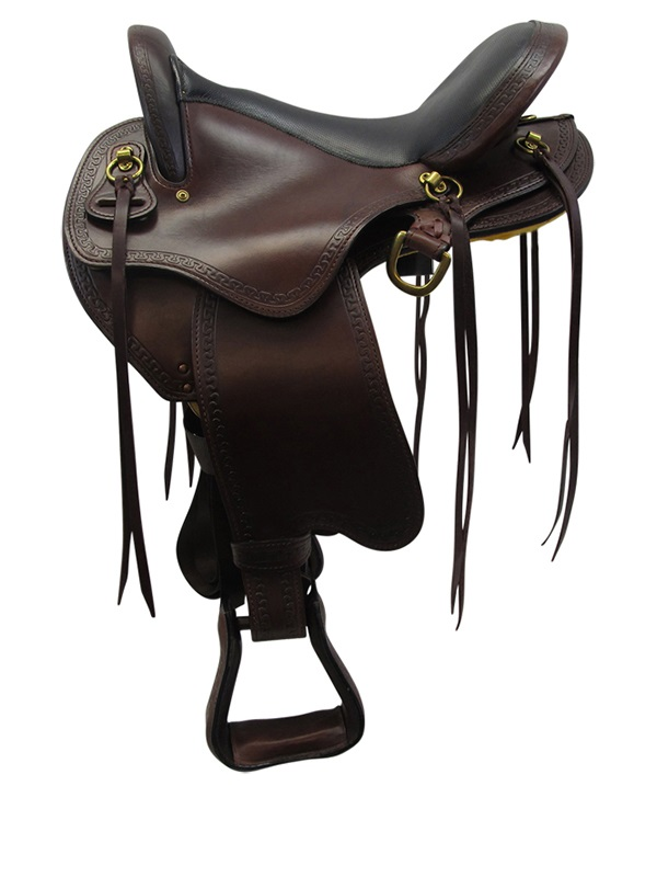 Big Horn Excursion II Trail Saddle 818 819