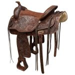Buffalo-Outdoors-Genuine-Leather-Western-Saddles
