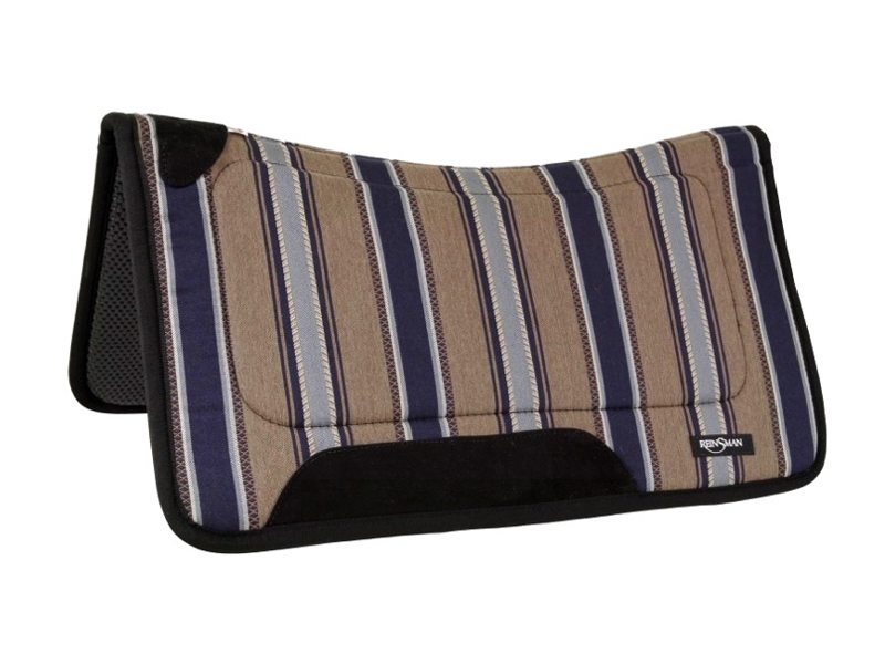 Reinsman Tacky Too Contour Solid Saddle Pad 32inchL x 32inchD prs246t