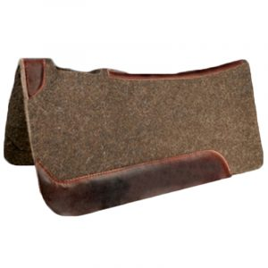 Reinsman Wool Contour Saddle Pad