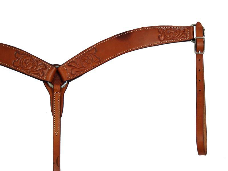 Roping Breast Straps by Billy Cook