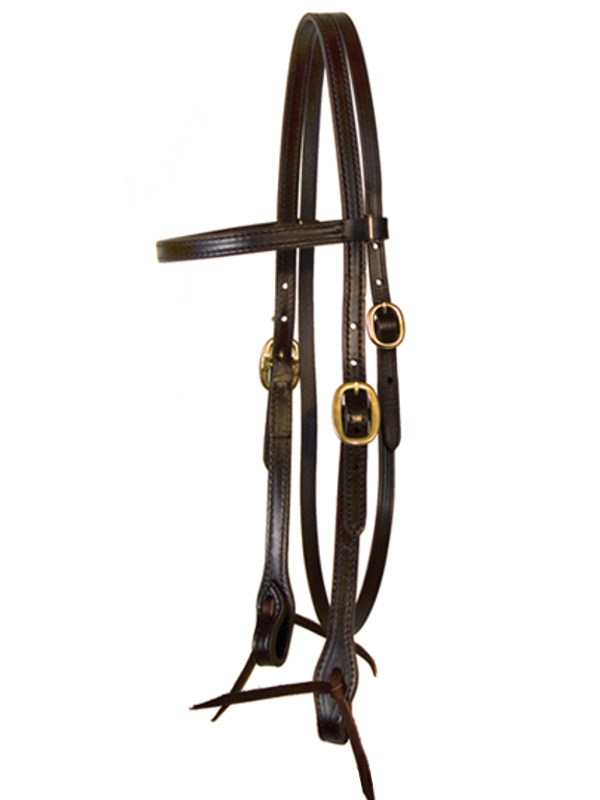 Tucker Saddles Browband Trail Headstall