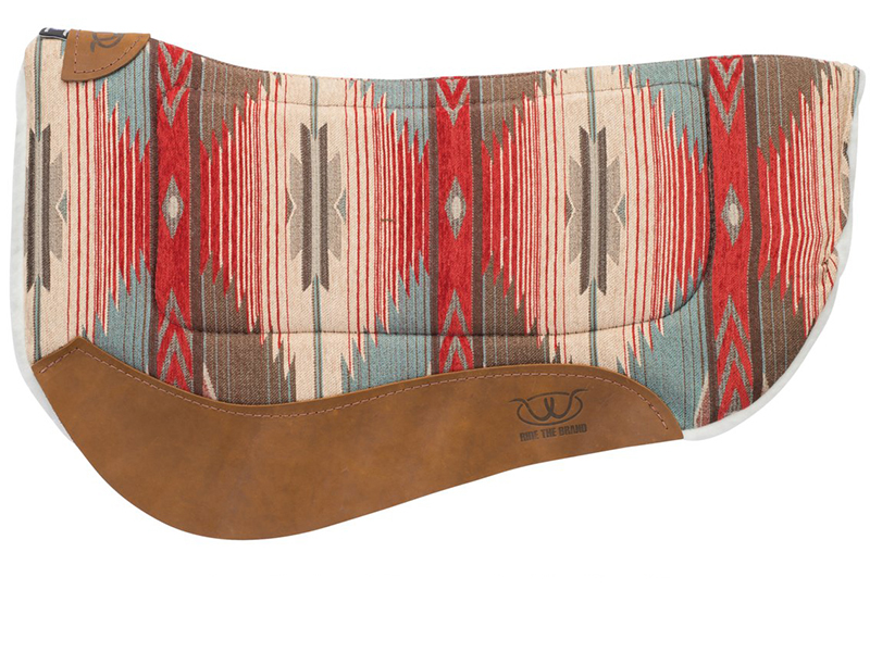 Weaver All Purpose Contoured Barrel Saddle Pad 35-9310