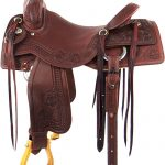 Western-Saddles-Reining-Cutting-Ranch-Work