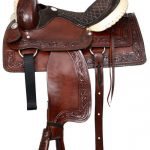 Western-Trail-Saddles-Rawhide-Cantle