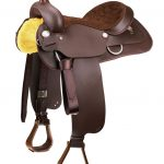Wintec-Western-All-Rounder-Saddle-With-Full-Qhbars