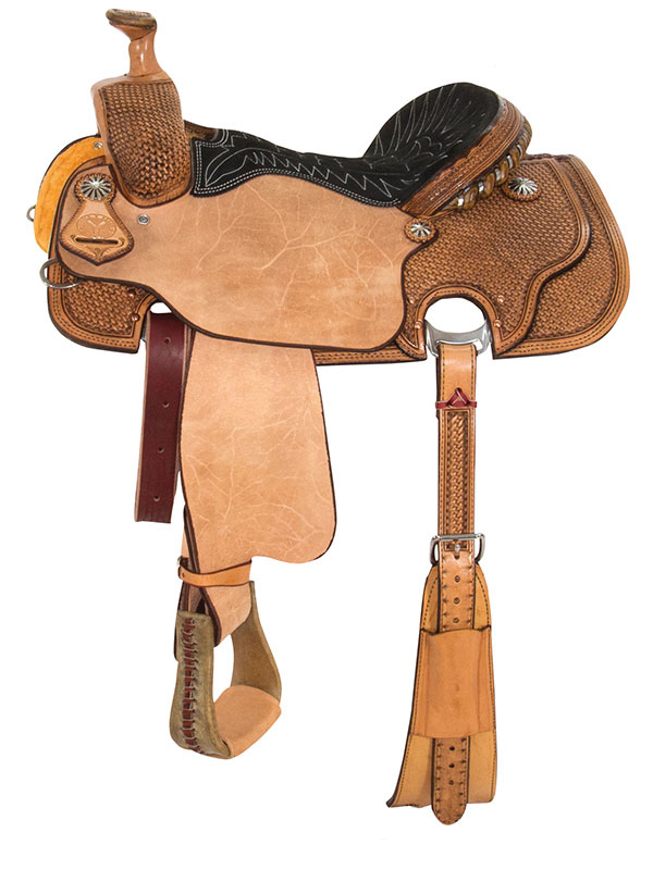 14inch to 16inch Circle Y Cheyenne All Around Saddle 2164
