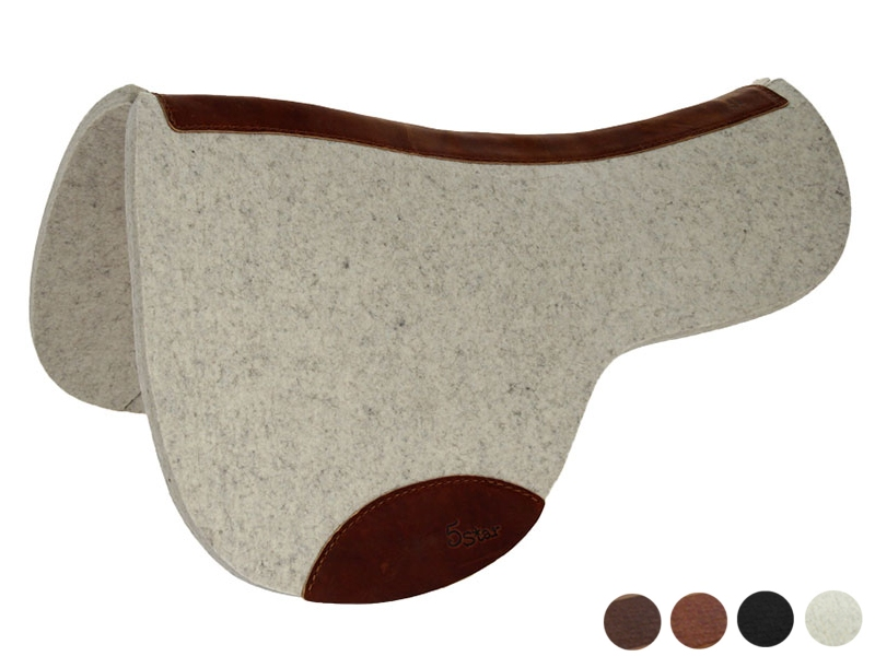 5 Star Endurance/Trail Round Pad 28inch x 32inch *free gift*