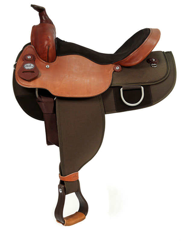 Fabtron Draft Horse Saddle 7182 7184
