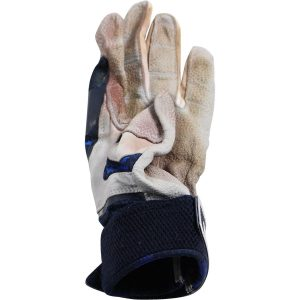 Alex Rodriguez Game Used Blue/White Nike Hyperfuse Batting Glove (Single)(3rd Party LOA)