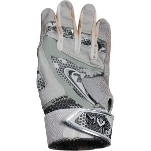 Alex Rodriguez Game Used White/Gray 'Nike MVP Elite' Batting Glove (Single)(3rd Party LOA)